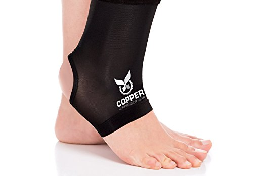 top ankle sleeve for basketball players