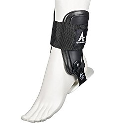 Active ankle t2 ankle brace is a rigid ankle brace to help volleyball athletes get back to sport after an injury