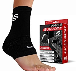 one of the best seller lightweight swimming ankle brace with quality reviews and real copper to improve stability