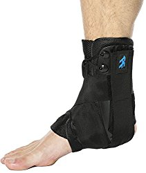 fortress fitness rolled ankle braces for all sports