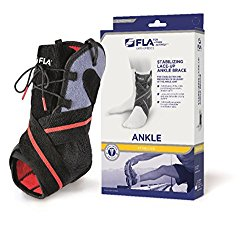 FLA ankle boot for broken ankle
