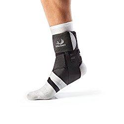 best rigid ankle brace for a broken foot