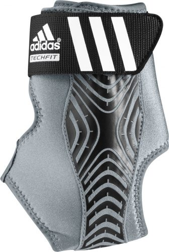Adidas Adizero Ankle Brace. Medium lead or color black. best soccer ankle braces in the USA.