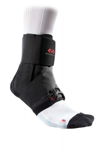 comes with black white gray color. best ankle braces in the USA. reduces chances of ankle injury