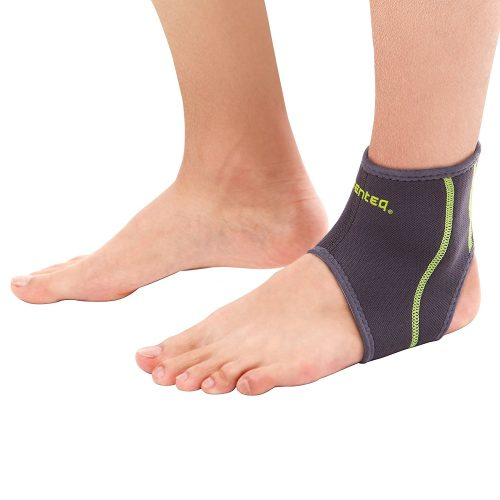 Provides Support and Pain Relief for Sprains, Strains, Arthritis and Torn Tendons in Foot and Ankle. The best ankle brace in the USA for cheerleading.