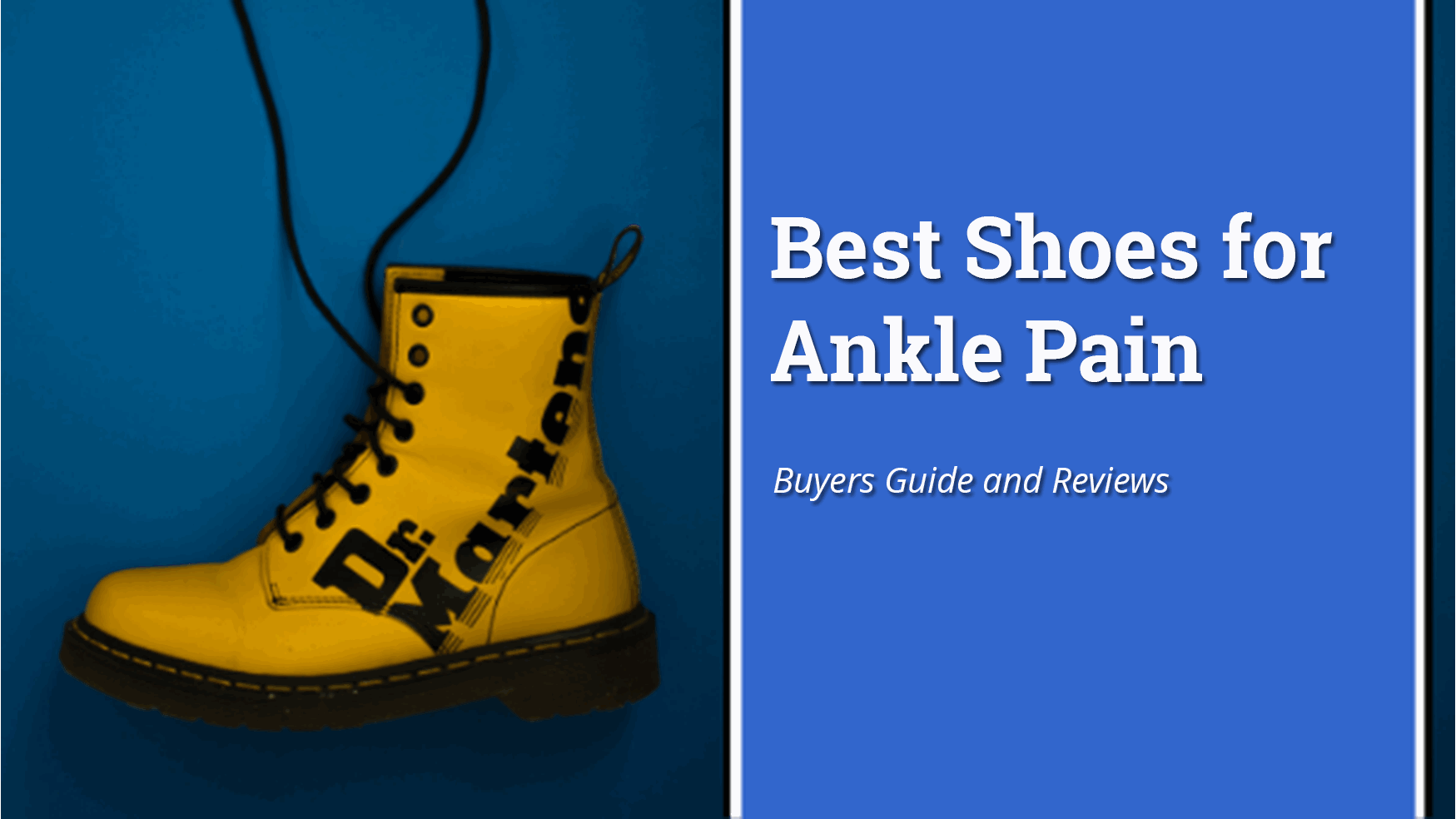 best-shoes-for-ankle-pain