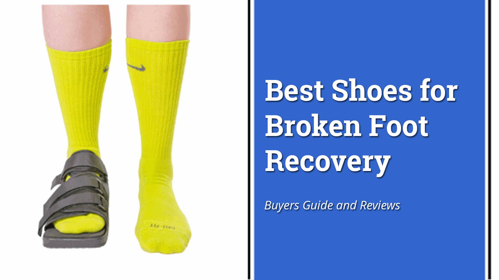 best-shoes-for-broken-foot-recovery
