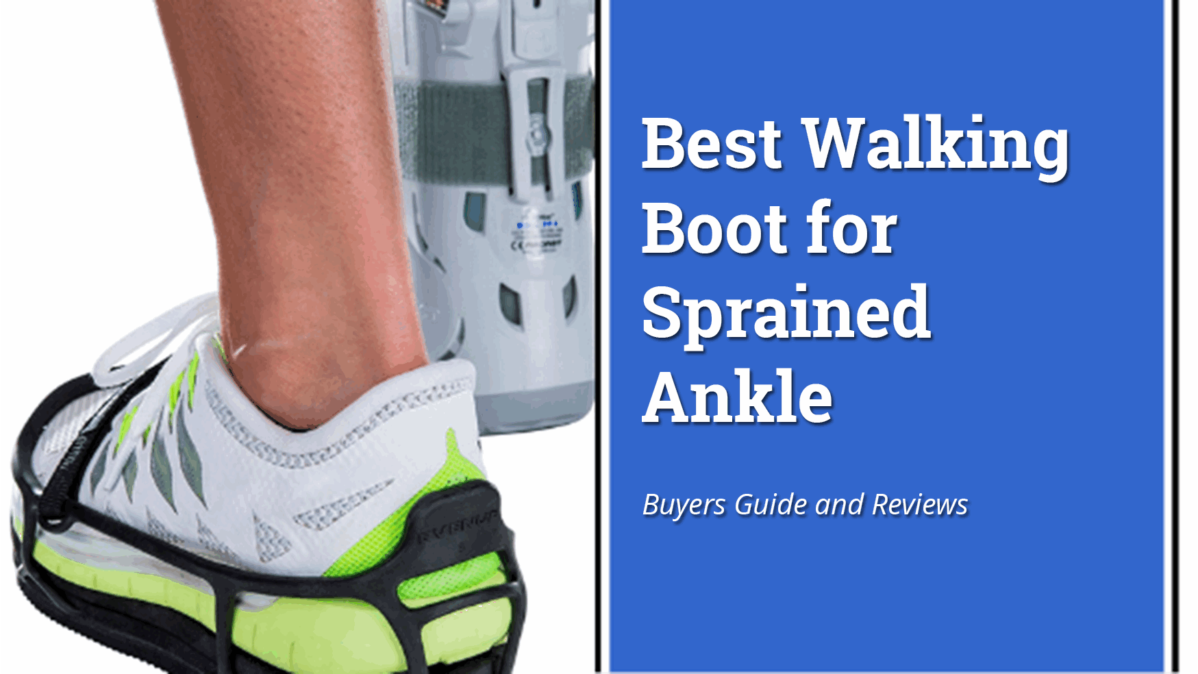 best-walking-boots-for-a-sprained-ankle