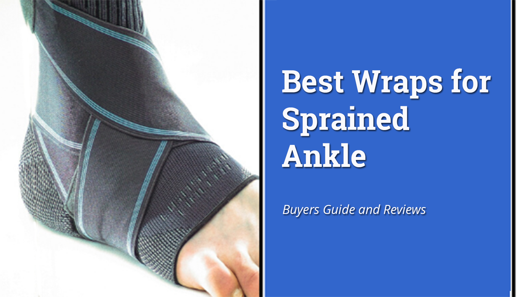 best-wraps-for-sprained-ankles