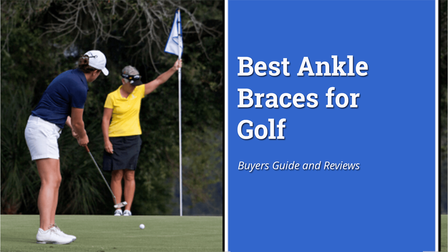 Best Ankle Braces for Golf